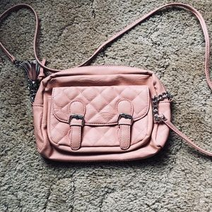 Light Peach Crossbody